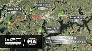 Rally Finland 2016: MAP Clip - 24 Stages
