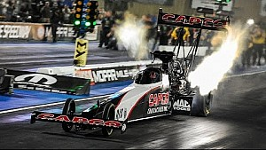 Steve Torrence clinches track record at Bandimere Speedway