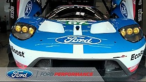 Ford Feels the Heat at the Nürburgring (World Endurance Championship) | FORD PERFORMANCE