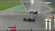 24h Spa: Regenschauer