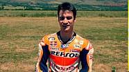 Dani Pedrosa anima a los deportistas españoles en los JJ.OO.