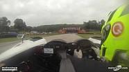 Onboard bij Renger van der Zande op Road America