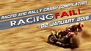 Racing Rally Crash Compilation Week 02 January 2016