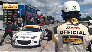 2016 Continental Tire Challenge - Road America Broadcast