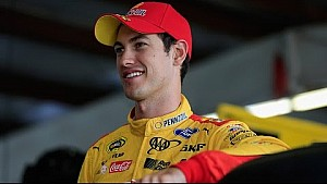 Joey Logano to appear on A&E's