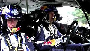 Rallye Deutschland - Saturday 1/2