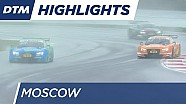 Race 1 Highlights - DTM Moscow 2016