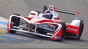 Formula E August Pre-Season Testing Highlights