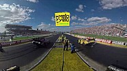 Experience the #MelloYello360 starting line cam from Indy!