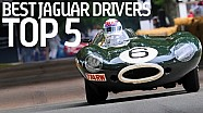 Top 5 Best Jaguar Drivers In History! - Formula E