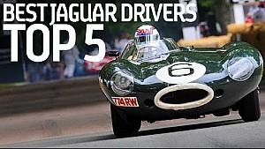 Top 5 Best Jaguar Drivers In History! - Formula E