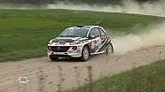 FIA ERC - Rally Liepaja Junior  Highlights LEG1