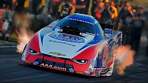 Robert Hight takes the top spot at the #AAAMidwestNats