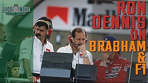 Ron Dennis   Goodwood Podcast