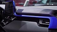 丰田 C-HR 亮相巴黎车展