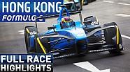 Le résumé de l'ePrix de Hong Kong