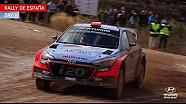Rally Spain Day One - Hyundai Motorsport 2016