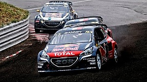 Peugeot 208WRX Quick Off The Line! | Germany RX | FIA World RX