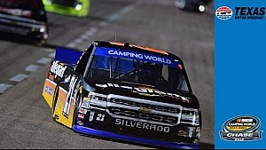 Sauter goes back-to-back, wins at Texas