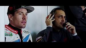 Honda WorldSBK Test at Aragon with Stefan Bradl and Nicky Hayden - Teaser