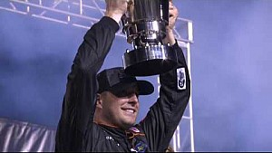 Sauter hoists first career NCWTS Championship trophy
