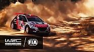 WRC 2 - Avustralya Rallisi: 2. Gün