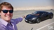 Collecting My Dubai Car: McLaren 540C