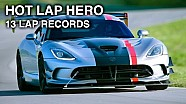 How Did The Dodge Viper ACR Break 13 Lap Records?
