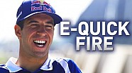 E-Quick Fire: António Félix Da Costa!