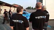 Test TransAm Euro Series in Italien