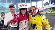 Juan Pablo Montoya is the Champion of Champions