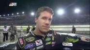 Edwards on Tie-Breaker Loss - Homestead-Miami Speedway 2011