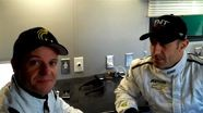 Indycar 2012 - Barrichello Interview