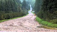 Ken Block's highlights from Rallye Defi 2012