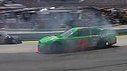 Danica Patrick spins out at Martinsville!!
