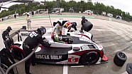 2013 Road America - Muscle Milk Pickett Racing highlights