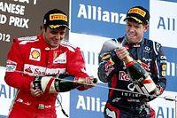 "Massa over Vettel: ""Ferrari neemt terecht afscheid van hem"""