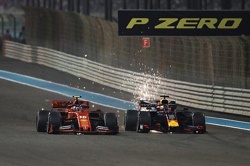 """Leclerc: """"Voor plezier en spanning race ik liever met Verstappen"""""""