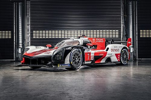 Toyota officially launches GR010 hypercar in livery