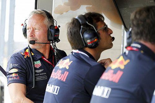 Sportief directeur Wheatley van Red Bull test positief op corona