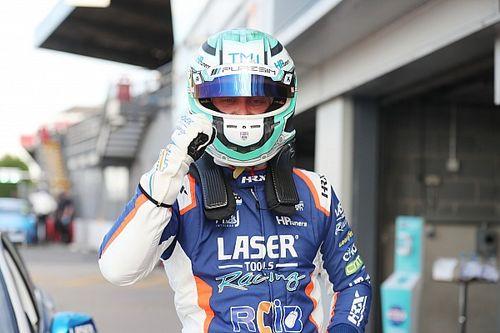 Donington Park BTCC: Sutton scores maiden Infiniti win in Race 3