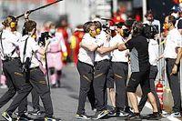 Egy újabb kulisszák mögötti videó a McLaren öröméről: tombol a garázs
