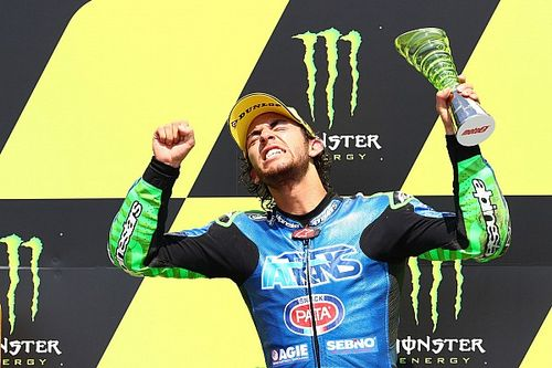 Bastianini to make MotoGP graduation with Ducati in 2021