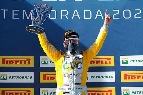 Raphael Reis retorna à Stock Light com vitória em Goiânia