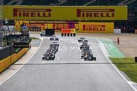 Directo: la carrera del GP del 70º aniversario de la Fórmula 1