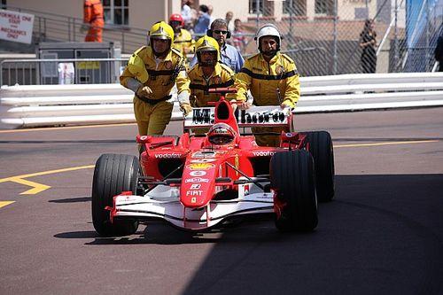 Monaco 2006 : la révélation de Massa sur Schumacher