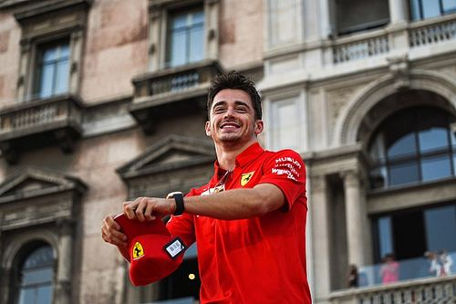 """Win lifted """"quite a bit of weight"""" off Leclerc's shoulders"""