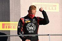 Mazepin wygrał, Schumacher prowadzi