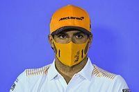 """Sainz explica los """"agresivos, pero correctos"""" protocolos de la F1"""