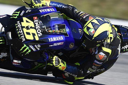 Valentino Rossi diz que diferenças da MotoGP em Brno são mínimas